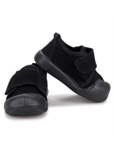 Vicco  950.E19K.224 Anka Kız/Erkek Bebek İlk Adım Ayakkabı Siyah